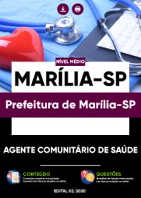 Agente Comunitário de Saúde - Prefeitura de Marília-SP