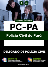 Delegado de Polícia Civil - PC-PA