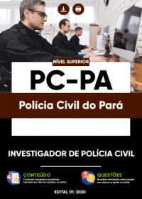 Investigador de Polícia Civil - PC-PA