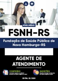 Agente de Atendimento - FSNH-RS