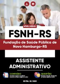 Assistente Administrativo - FSNH-RS