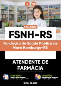 Atendente de Farmácia - FSNH-RS