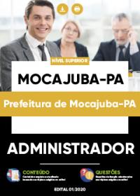 Administrador - Prefeitura de Mocajuba-PA