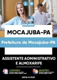 Assistente Administrativo e Almoxarife - Prefeitura de Mocajuba-PA