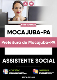 Assistente Social - Prefeitura de Mocajuba-PA