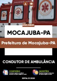 Condutor de Ambulância - Prefeitura de Mocajuba-PA