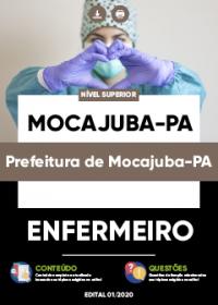 Enfermeiro - Prefeitura de Mocajuba-PA