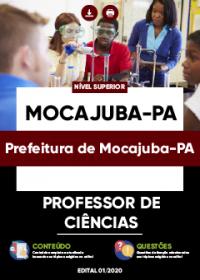 Professor de Ciências - Prefeitura de Mocajuba-PA