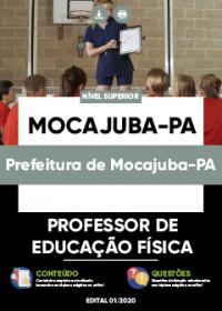 Professor de Educação Física - Prefeitura de Mocajuba-PA