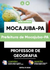 Professor de Geografia - Prefeitura de Mocajuba-PA