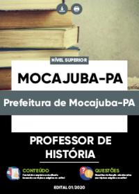 Professor de História - Prefeitura de Mocajuba-PA