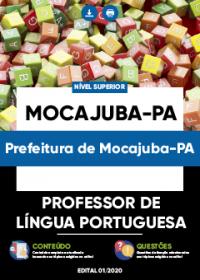 Professor de Língua Portuguesa - Prefeitura de Mocajuba-PA