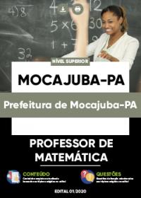 Professor de Matemática - Prefeitura de Mocajuba-PA
