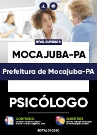 Psicólogo - Prefeitura de Mocajuba-PA