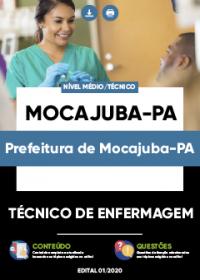Técnico de Enfermagem - Prefeitura de Mocajuba-PA