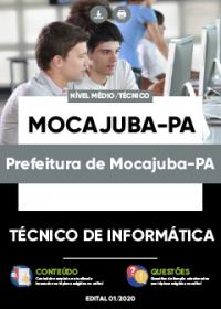 Técnico de Informática - Prefeitura de Mocajuba-PA