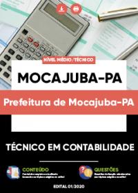 Técnico em Contabilidade - Prefeitura de Mocajuba-PA