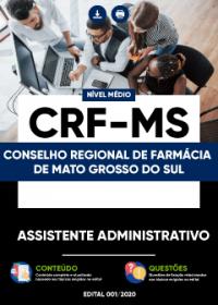 Assistente Administrativo - CRF-MS