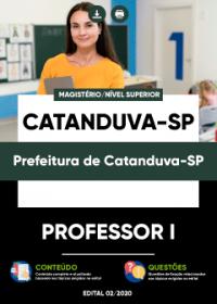 Professor I - Prefeitura de Catanduva-SP