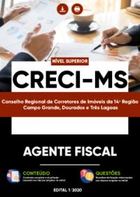 Agente Fiscal - CRECI-MS
