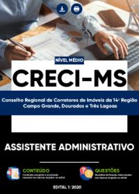 Assistente Administrativo - CRECI-MS