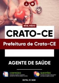 Agente de Saúde - Prefeitura de Crato-CE