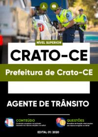 Agente de Trânsito - Prefeitura de Crato-CE