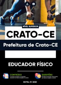 Educador Físico - Prefeitura de Crato-CE