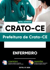 Enfermeiro - Prefeitura de Crato-CE
