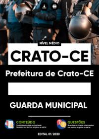 Guarda Municipal - Prefeitura de Crato-CE