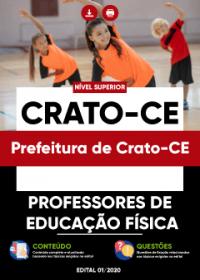 Professor de Educação Física - Prefeitura de Crato-CE