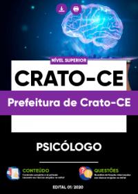 Psicólogo - Prefeitura de Crato-CE