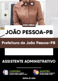 Assistente Administrativo - Prefeitura de João Pessoa-PB