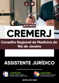 Assistente Jurídico - CREMERJ