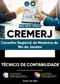 Técnico de Contabilidade - CREMERJ