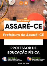 Professor de Educação Física - Prefeitura de Assaré-CE