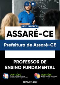 Professor de Ensino Fundamental - Prefeitura de Assaré-CE