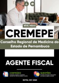 Agente Fiscal - CREMEPE