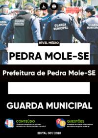 Guarda Municipal - Prefeitura de Pedra Mole-SE