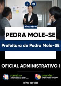 Oficial Administrativo I - Prefeitura de Pedra Mole-SE