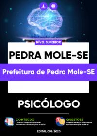 Psicólogo - Prefeitura de Pedra Mole-SE