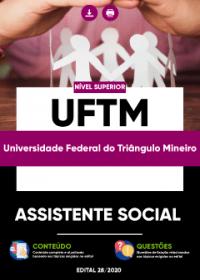Assistente Social - UFTM