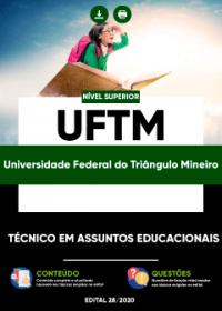 Técnico em Assuntos Educacionais - UFTM