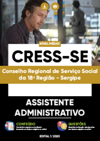 Assistente Administrativo - CRESS-SE