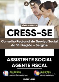 Assistente Social - Agente Fiscal - CRESS-SE