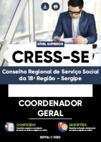 Coordenador Geral - CRESS-SE