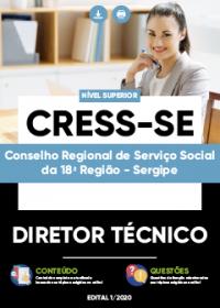 Diretor Técnico - CRESS-SE