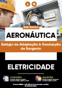 Eletricidade - Aeronáutica (Estágio de Adaptação à Graduação de Sargento)