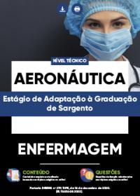 Enfermagem - Aeronáutica (Estágio de Adaptação à Graduação de Sargento)