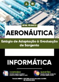 Informática - Aeronáutica (Estágio de Adaptação à Graduação de Sargento)